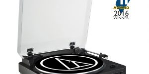 Audi-Technica AT-LP60 BT - Wireless Turntable