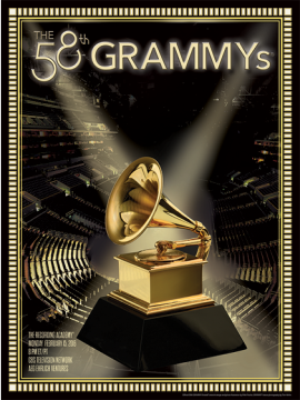 Album of the Year 58th Grammys