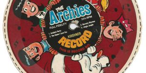 The Archies Cereal Box Picture Disc