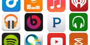 streaming music services