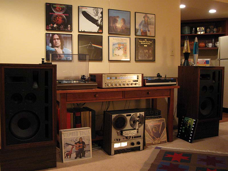 Getting Back Into Vinyl May Mean Acquiring New Or Vintage