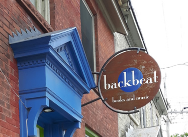 Backbeat Books And Music At 6 Wilson Street W Perth Ontario